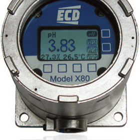 Single and Dual Channel Universal Turbidity Transmitter | Model X80