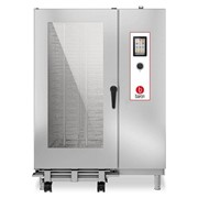 Electric Combi Oven with Electronic Touch Screen Controls | BCK/OPVET2