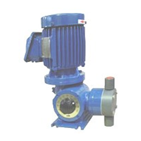 Mechanically Actuated Diaphragm Metering Pump | Acromet