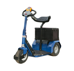 Battery Electric Tug | Spacepac XL-T400 Platform