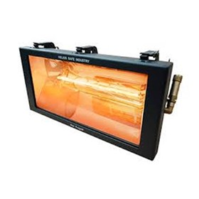 Safe Space Infrared Heater | Helios Safe Industry