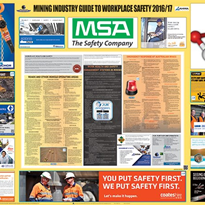 Mining Industry Guide to Workplace Safety 2016/17