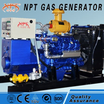 CE 100KW Gas Fuel Generators with Deutz Engine