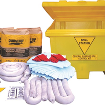 Spill Kits - 240 Litres General Purpose Low Rise SKU - TSS240LR