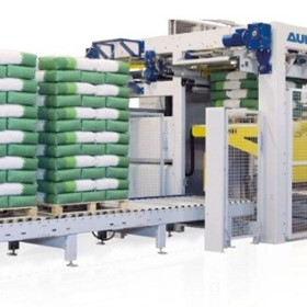 TMI ILERPAL C- High-Level Palletisers