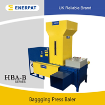 Wood Shaving Bagging Machine/Wood Sawdust Baler Machine - HBA-B60
