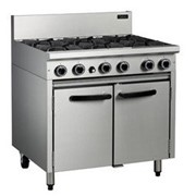 Cobra Gas Static Oven CR9D
