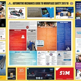 Automotive Mechanics Guide to Workplace Safety 2017/18