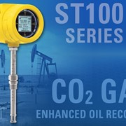 Rugged ST100 Digester Gas Flow Meter