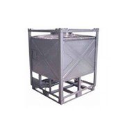 Rigid Stainless Steel IBC