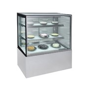 900mm Glass Cake Display with LED Lighting | CD0900