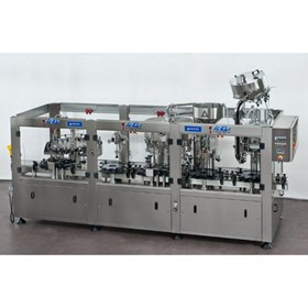 Isobaric Bottle Filling Machine | America