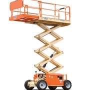 JLG Engine Powered Scissor Lift | 260MRT
