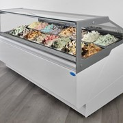 Ice Cream & Gelato Display | Dream