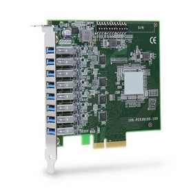 Frame Grabber Expansion Card | PCIe-USB381F