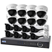 16 Channel HD Camera Surveillance Kit and Recorder | DVR540