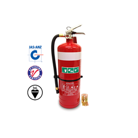 Dry Chemical Powder Fire Extinguisher - 4.5kg ABE