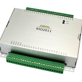 RIO2011 Remote I/O Expansion Module for use with the PC2 and PC3 range