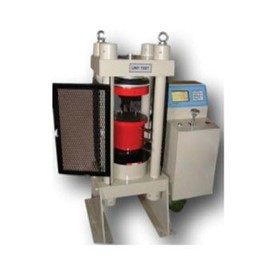 Concrete Compression Machine