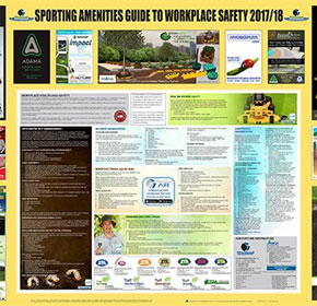 Sporting Amenities Guide to Workplace Safety 2017/18