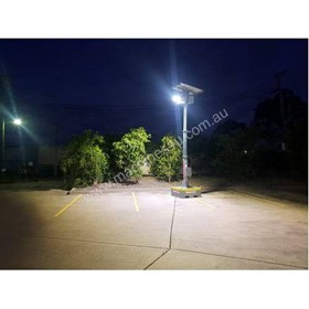 Solar LED Streetlight