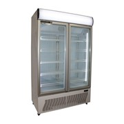 Upright Commercial Display Freezer | HF800