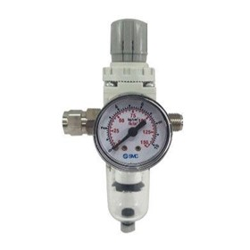 Oxygen pressure Regulator with Filter for CPAP
