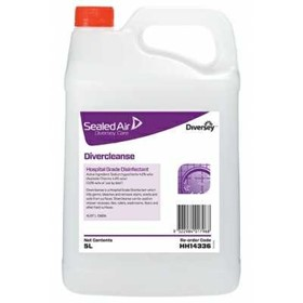 Chlorinated Disinfectant | Divercleanse