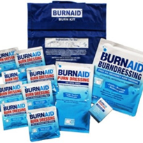 What is burnaid and how does it work?