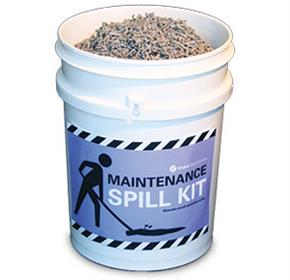 Spill Kit - Maintenance Pail with Floorsorb 10L (FSP20)