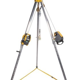 Confined Space Kit w/ 15m Workman Rescuer & 20m Winch