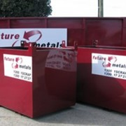 Scrap Metal Recycling - Services we offer