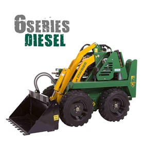 Skid Steer Loader | 6 Series | Diesel