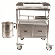 Stainless Steel Tools / Utility Trolley