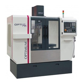 CNC Milling Machine | F80TC Opti-Mill