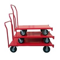 Steel Platform Trolley- 400kg Capacity- Various Size Available