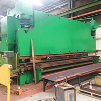CNC Press Brake | 700 Ton x 8000mm | Haco