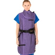 Radiation Protection Wrap Around Back Support Apron