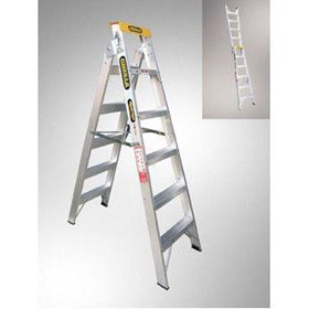 Dual Purpose (Double sided) Ladder 150Kg Industrial