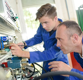 Apprentice and trainee numbers decline