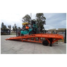 Loading Ramps I Dock Ramp 8 Ton DR8