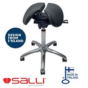 Salli Strong Saddle Stool