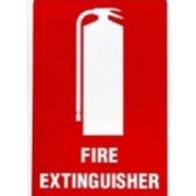 Fire Extinguisher Location Sign – Medium