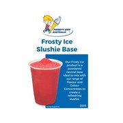Frosty Ice Slushie Base