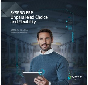 Is your ERP Provider Offering Sufficient Choice and Flexibility?