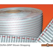 Woven Polyester Strapping - DURA-GRIP