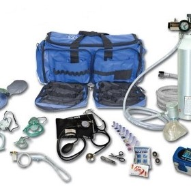Oxygen & Trauma Response Kit | Ezivent 3000