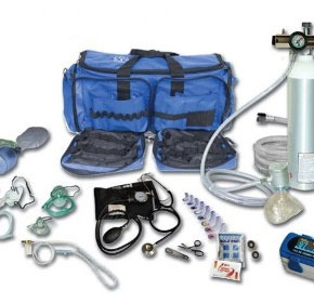 Oxygen & Trauma Response Kit | Ezivent™ 3000