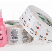 Custom Made Clear Label Printing Manufacturer
