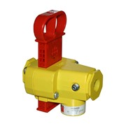 Pneumatic Safety Valves | Manual Lockout L-O-X